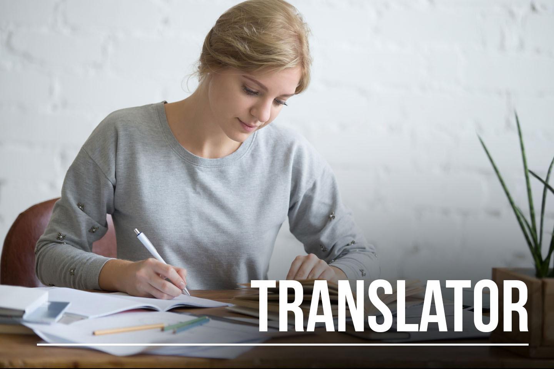 Translator (penerjemah teks)