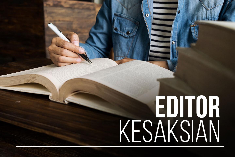 Editor Kesaksian