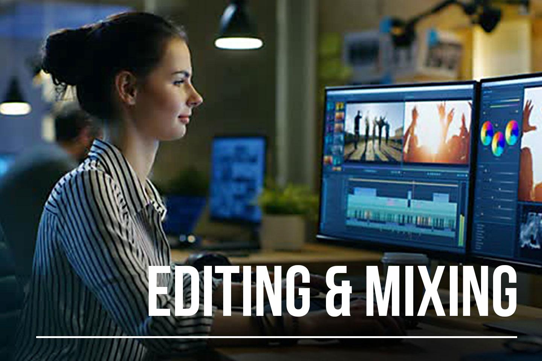 Editing & Mixing (Produksi)