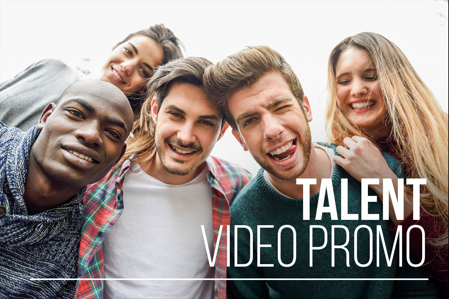 Talent Video Klip dan Video Promo