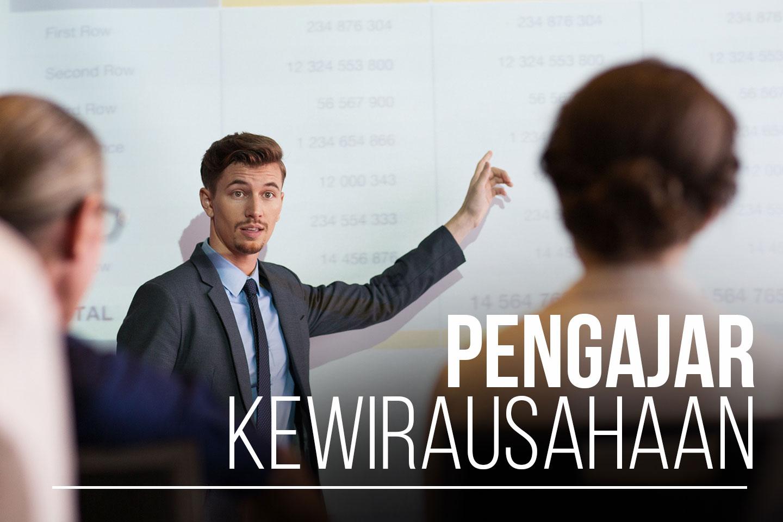Pengajar kewirausahaan ETC